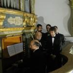 Matheolae Gregorianae Voces in concerto