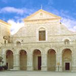 Facciata della Basilica di S. Maria dei Miracoli ad Andria (BT)