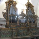 Lo strumento dopo il restauro