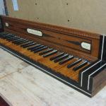 Tastiera restaurata