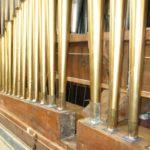 Tromboncini restaurati e ricollocati