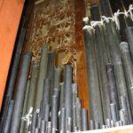 Canne interne restaurate e ricostruite.