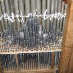Canne lignee e metalliche restaurate e ricollocate